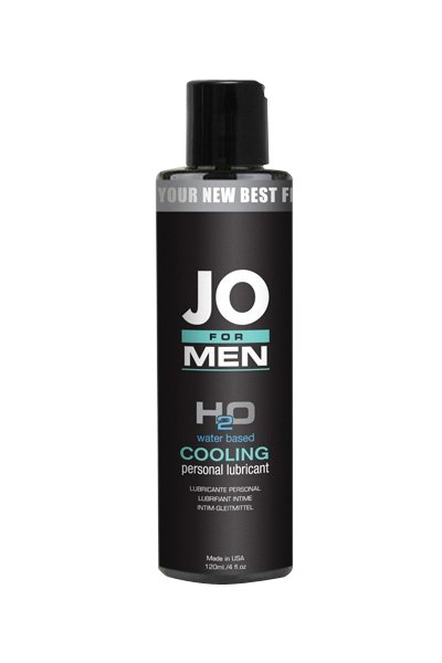 JO for Men H2O Cooling 125ml