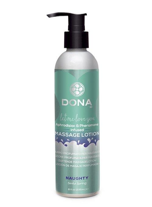 Dona Massage Lotion - Naughty