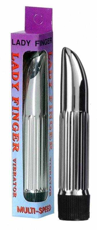 Silver Ladyfinger Minivibrator