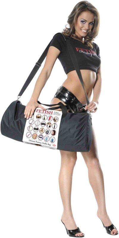 Ff Ultimate Fantasy Duffel Bag