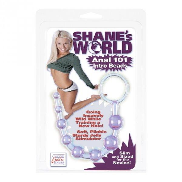 Shane`s World Anal Beads Purple