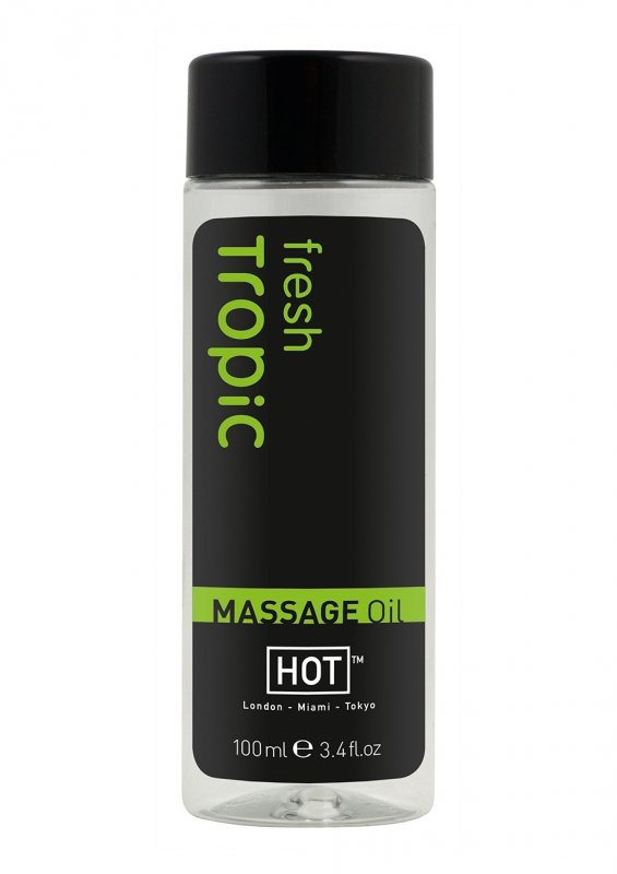 Hot Massageoil Tropic 100 ml