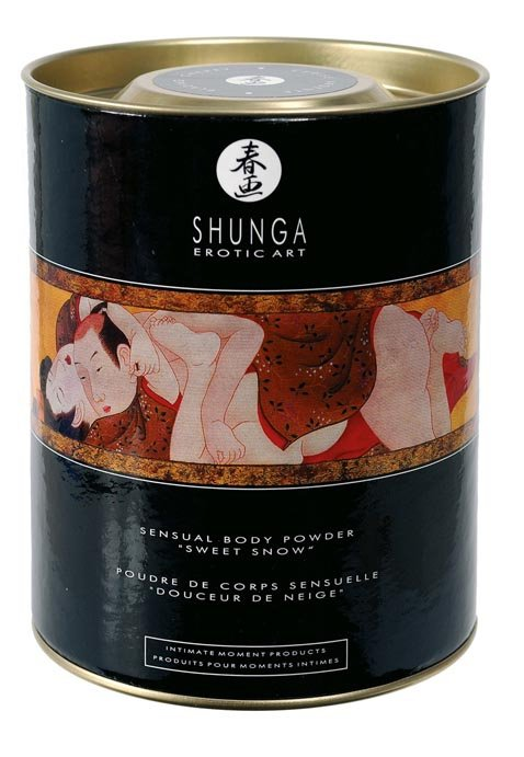 Shunga Sensual Body Pd Cherry 150g