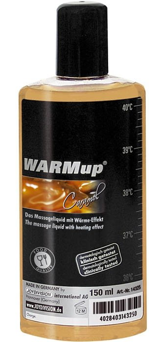 Warmup Karamell 150ml