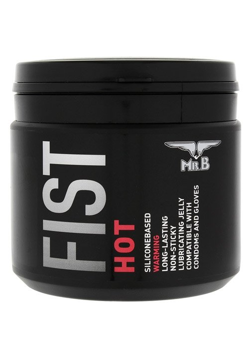 Mister B Fist Hot Lube 500 ml