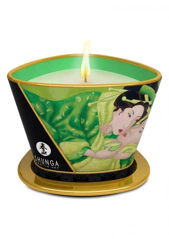 Shunga Candle Green Tea 170 ml