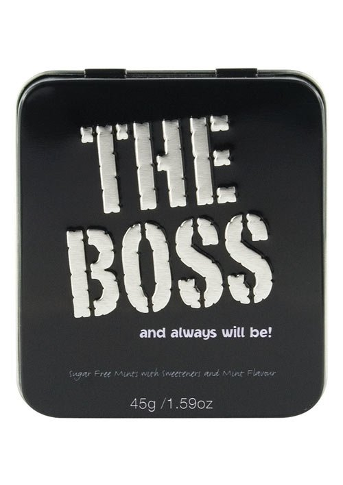 The Boss Mints