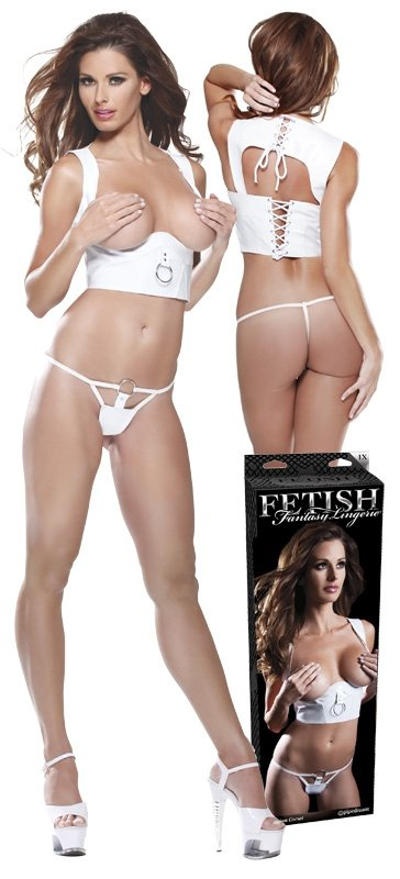 FFL White Hot Corset S