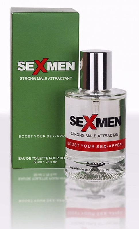 Sexmen - Strong male attractant 50ml