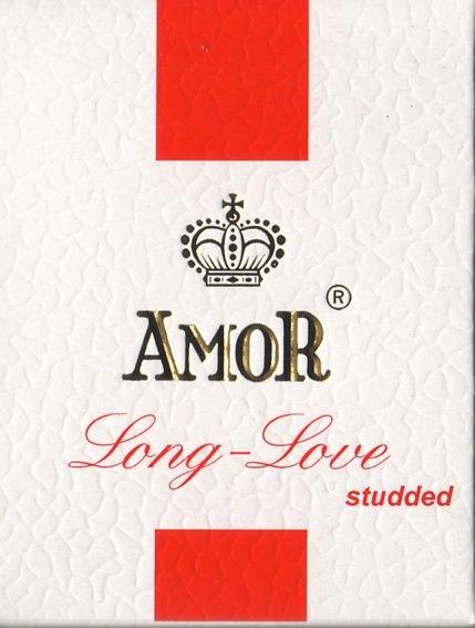 Amor Long Love Studded    (1op x 3 szt.- min. 5 op.)