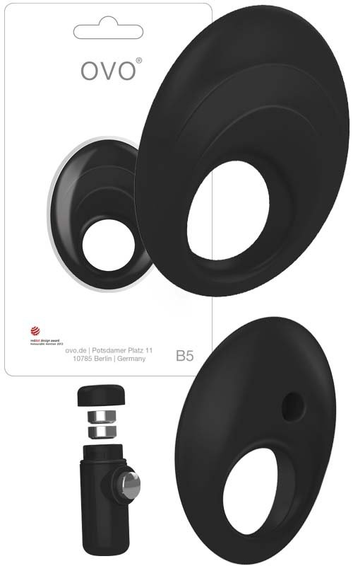 Ring B5 Black