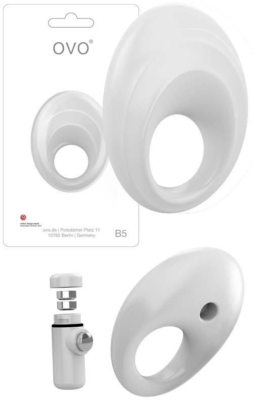 Ring B5 White