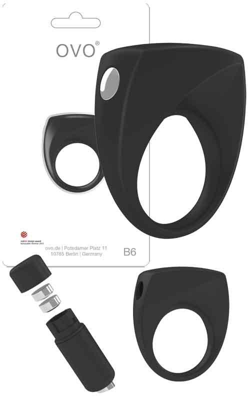 Ring B6 Black