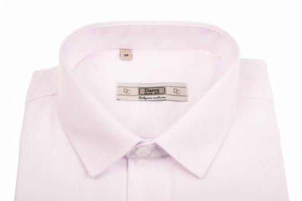 Koszula męska XXL - biała