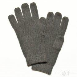 Rękawiczki z kaszmiru klasyczne