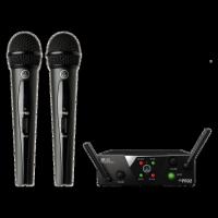AKG WMS 40MINI DUAL Bezprzewodowy System Mikrofonowy