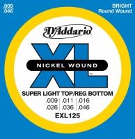 D'Addario EXL (09-46) Nickel Wound