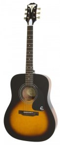 Epiphone PRO-1 Acoustic Vintage Sunburst VS Gitara akustyczna
