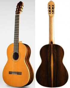 ESTEVE 3 Z /CD Gitara klasyczna lutnicza