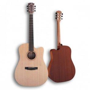 Dowina – Puella DCE-s Gitara elektroakustyczna
