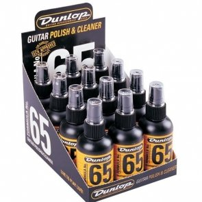Dunlop 654- Guitar polish & Cleaner czyścik do gitary