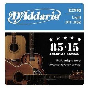 D`Addario EZ910 light 11-52