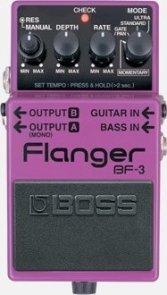 BOSS BF-3 Flanger - efekt gitarowy