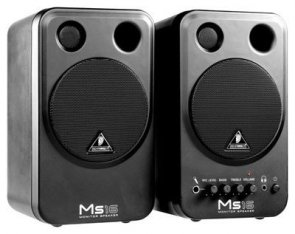 BEHRINGER MS16 Monitory studyjne