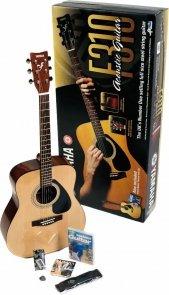 YAMAHA F-310 Gitara akustyczna ZESTAW