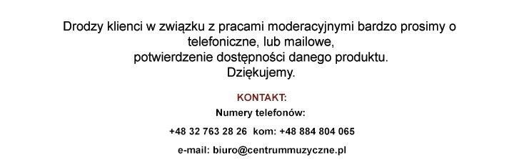 Internetowy sklep muzyczny online - Centrum Muzyczne Lemański