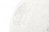 Lampa wisząca LUNA 60 biała