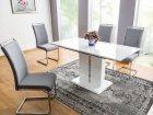 Stół rozkładany DALLAS biały