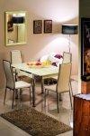 Stół rozkładany GD082 kremowy