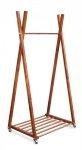 Wieszak drewniany Garderoba B-3
