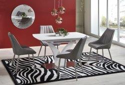 Stół rozkładany PALERMO biały mat