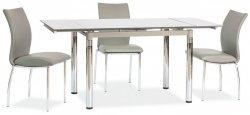 Stół rozkładany GD018 szary