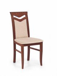 Krzesło CITRONE czereśnia ant. II/mesh 1