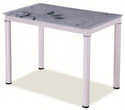 Stół DAMAR 80x60 biały