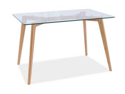 Stół Szklany OSLO 120x80
