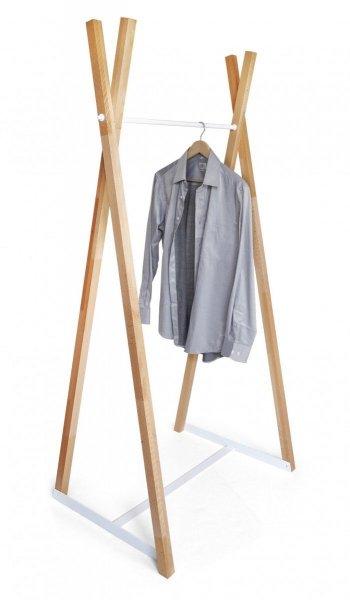 Wieszak drewniany Garderoba B-1