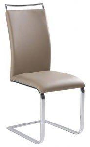 Krzesło H-334 ciemny beż