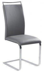 Krzesło H334 szary