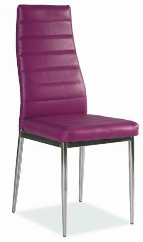 Krzesło H-261 Fioletowe