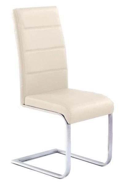 Krzesło K85 ciemny krem