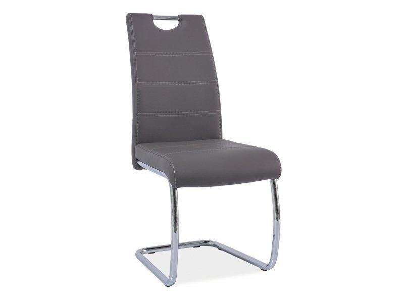 Krzesło H666 szare