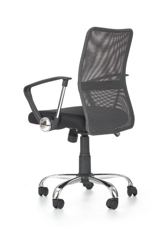 Fotel biurowy TONY popielaty