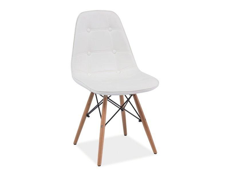 Krzesło AXEL białe