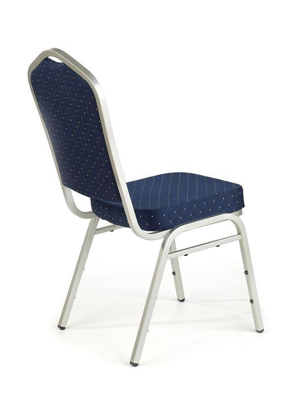 Krzesło K66S niebieskie