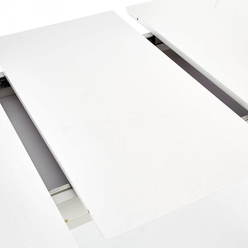 Stół rozkładany ARDEN biały