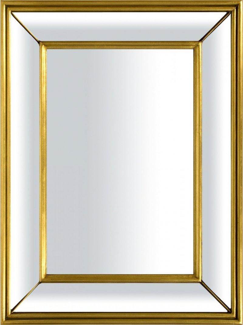 Lustro SOFIA złote